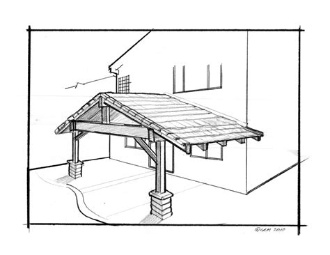 474x366 Drawings Of Houses With Porch