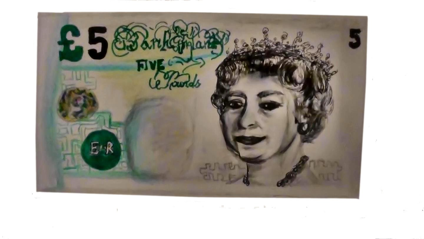 1440x810 How To Draw A Five Pound Note!!!
