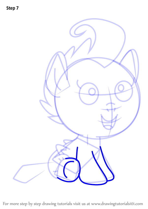 602x848 Learn How To Draw Pound Cake From My Little Pony