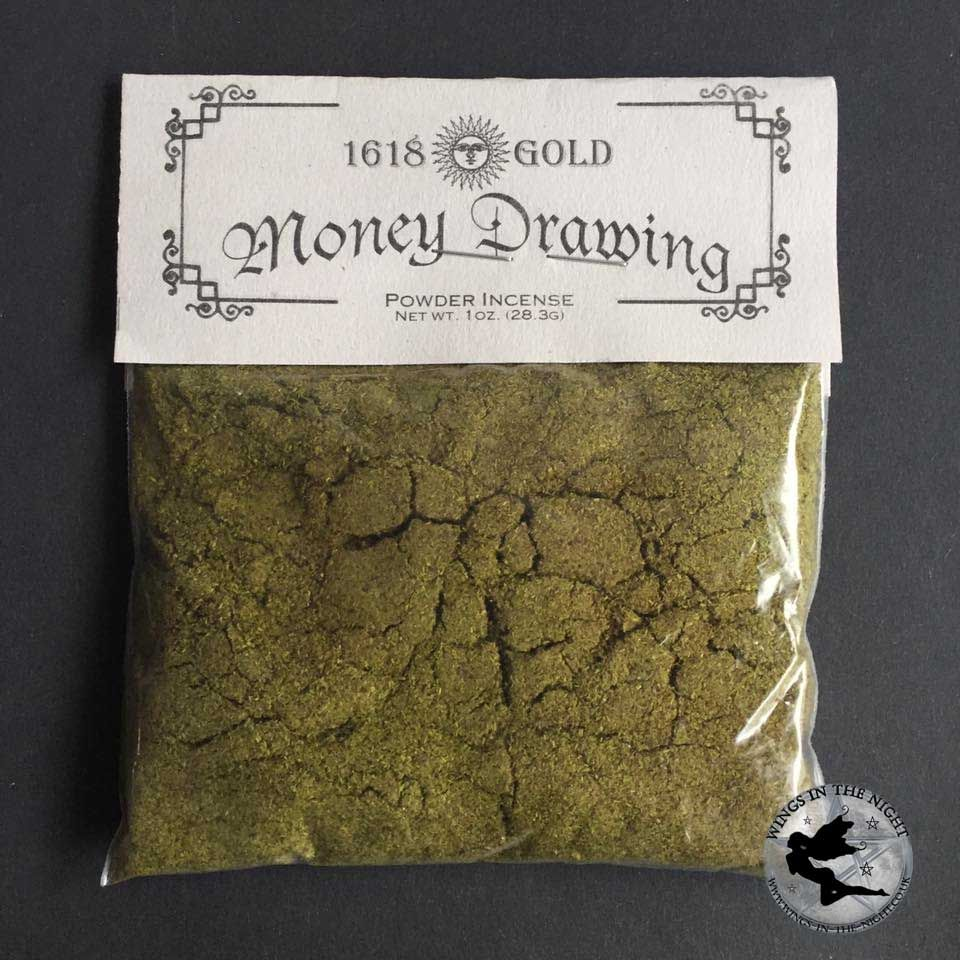 960x960 Money Drawing Powder Incense Pagan Amp Wicca Shop