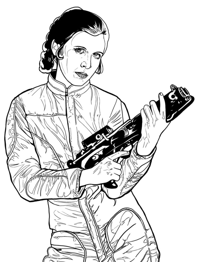 776x1030 Princess Leia