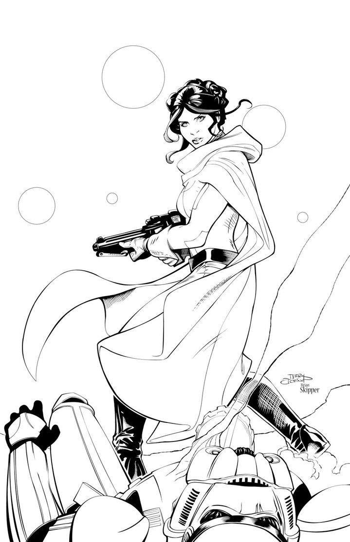 719x1111 Princess Leia