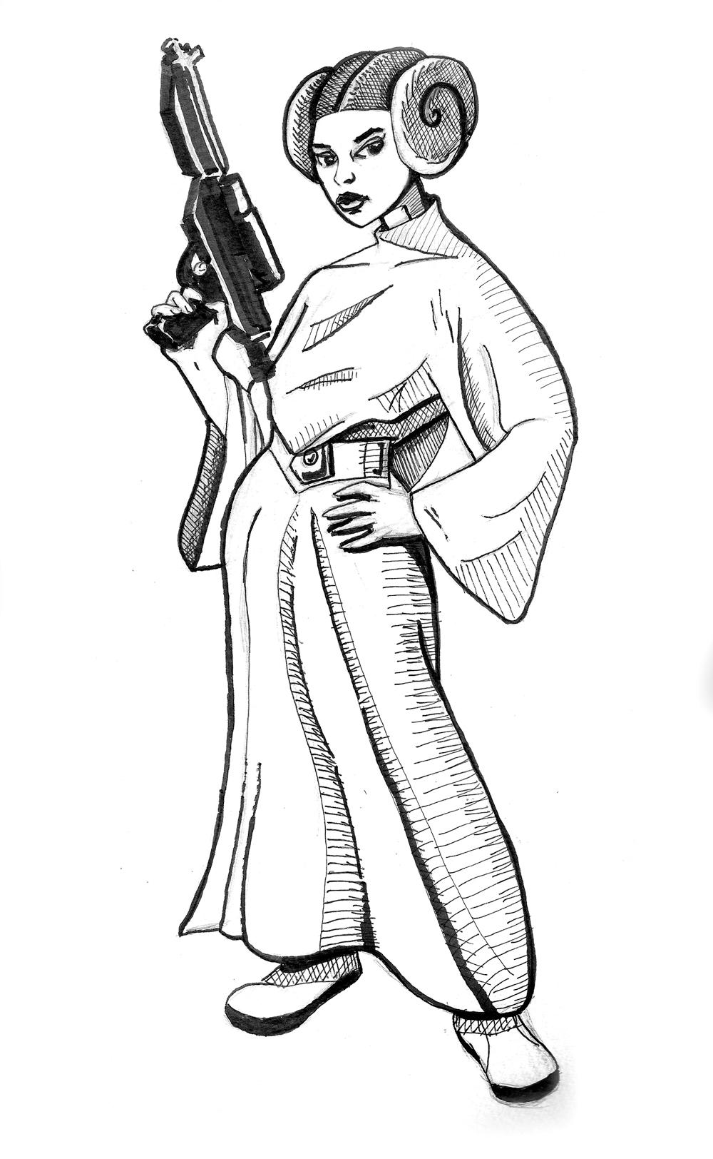 1000x1624 Princess Leia Atomic Moo