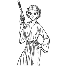 230x230 Top 25 Free Printable Star Wars Coloring Pages Online