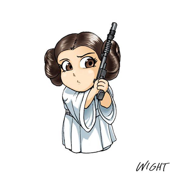 580x580 Alfabeto Star Wars Dos Personagens Representam Cada