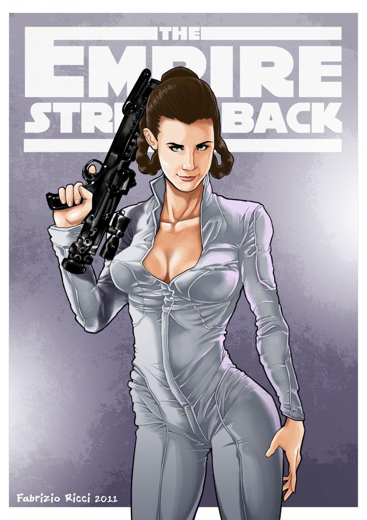 744x1052 The Empire Strikes Back