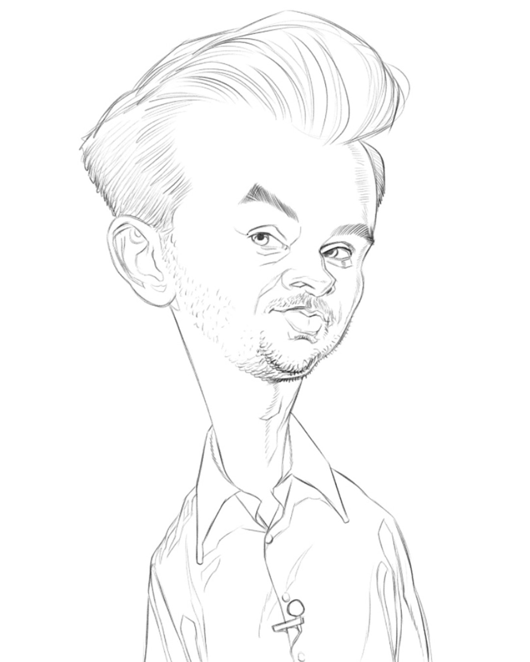 1080x1350 Stan Prokopenko Process For Successful Drawings Caricature