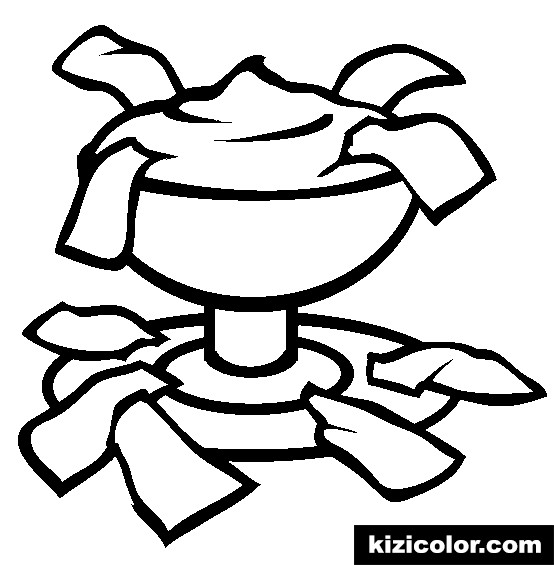 Pudding Drawing At Getdrawings Free Download