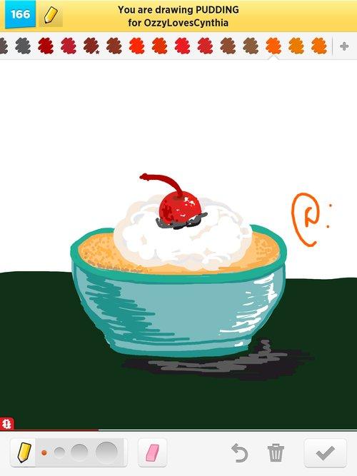 500x667 Pudding Drawings