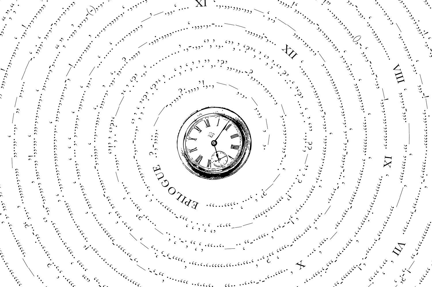 1500x999 Mesmerizing Graphics Strip Classic Books Down To Their Punctuation