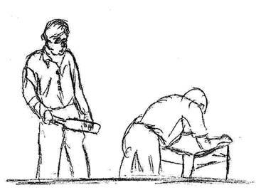 Punishment Drawing