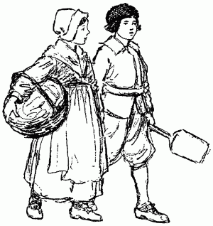 300x318 The Project Gutenberg Ebook Of The Puritan Twins By Lucy Fitch Perkins