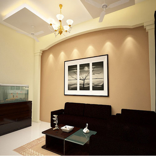 500x500 Drawing Rooms Pvc Panels