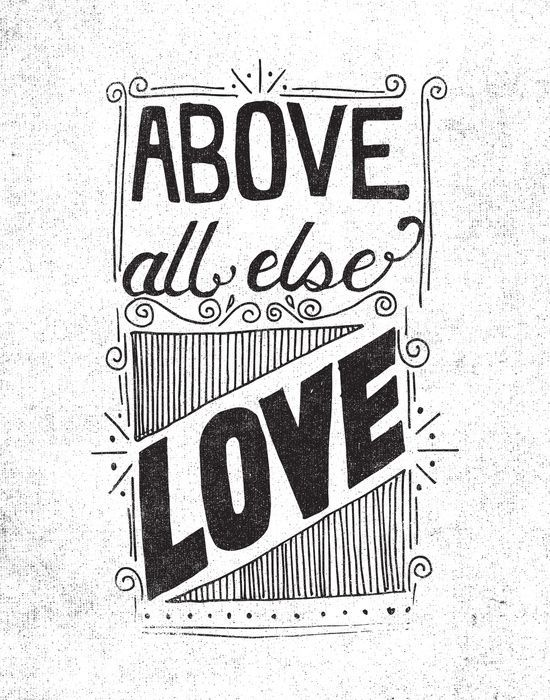 550x700 Hand Lettering Love Is A Splendid Thing Thoughts