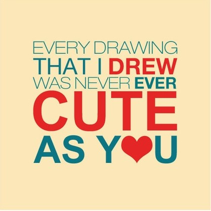 417x417 Collection Of Drawing Quotes Love High Quality, Free