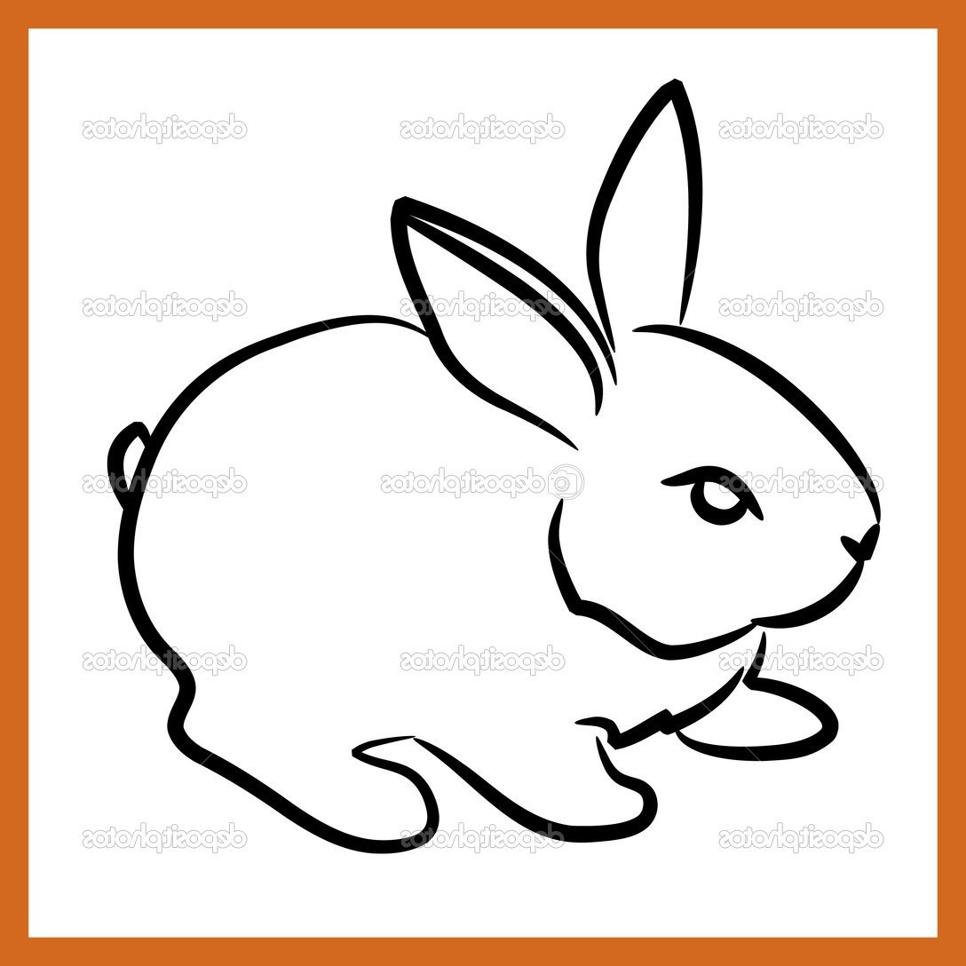 1088x1088 Stunning New Drawing At Getdrawings For Personal Use Pic Of Rabbit