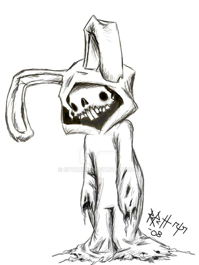 774x1032 Boney Rabbit By Spydrxiii