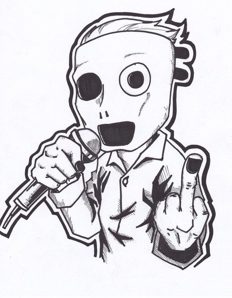 789x1013 Corey Taylor Of Slipknot By Ediahlorag1986