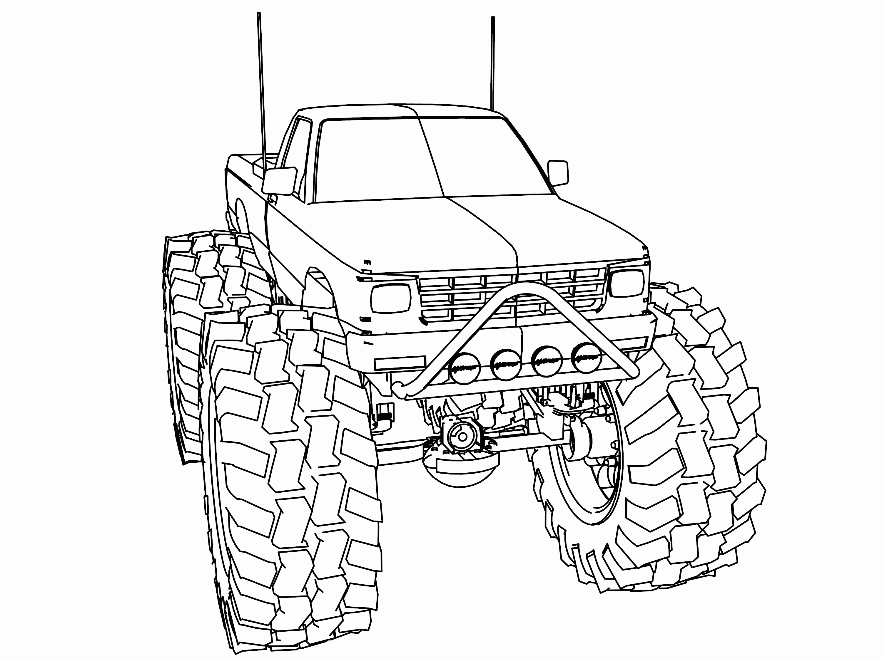 3000x2250 Best Of 14 Inspirational Ram Truck Coloring Pages Coloring