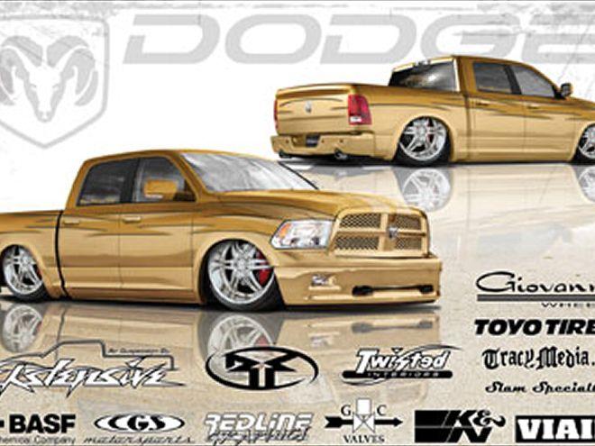 660x495 Ekstensive Metalworks 2009 Dodge Ram 1500 Crew Cab