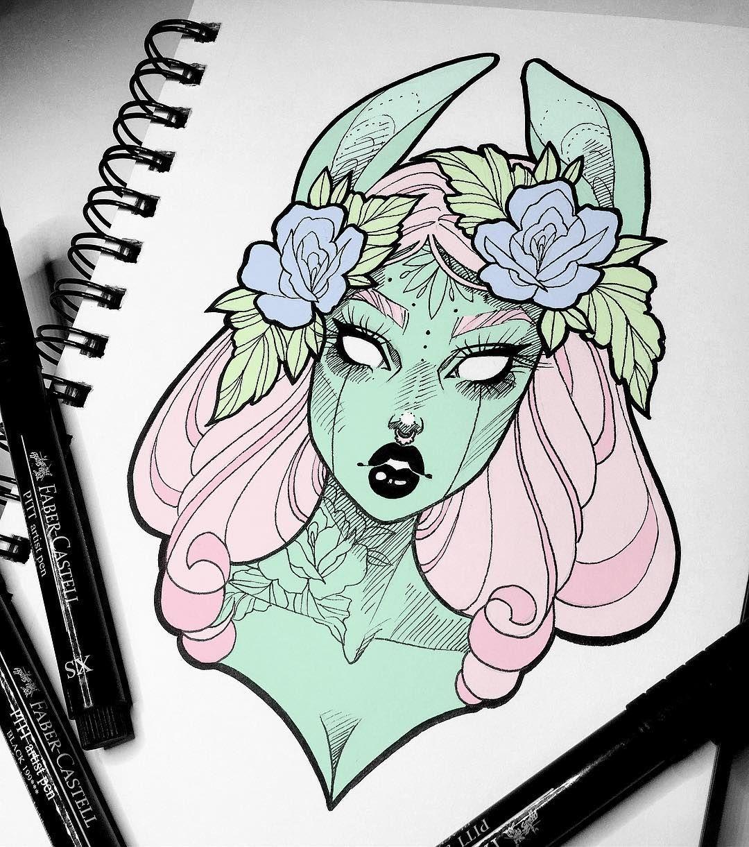 1080x1221 Pin By Neon Noir On Illustration Instagram