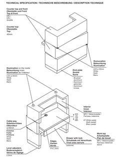 236x315 Image Result For Reception Desk Section Detail Drawing Details