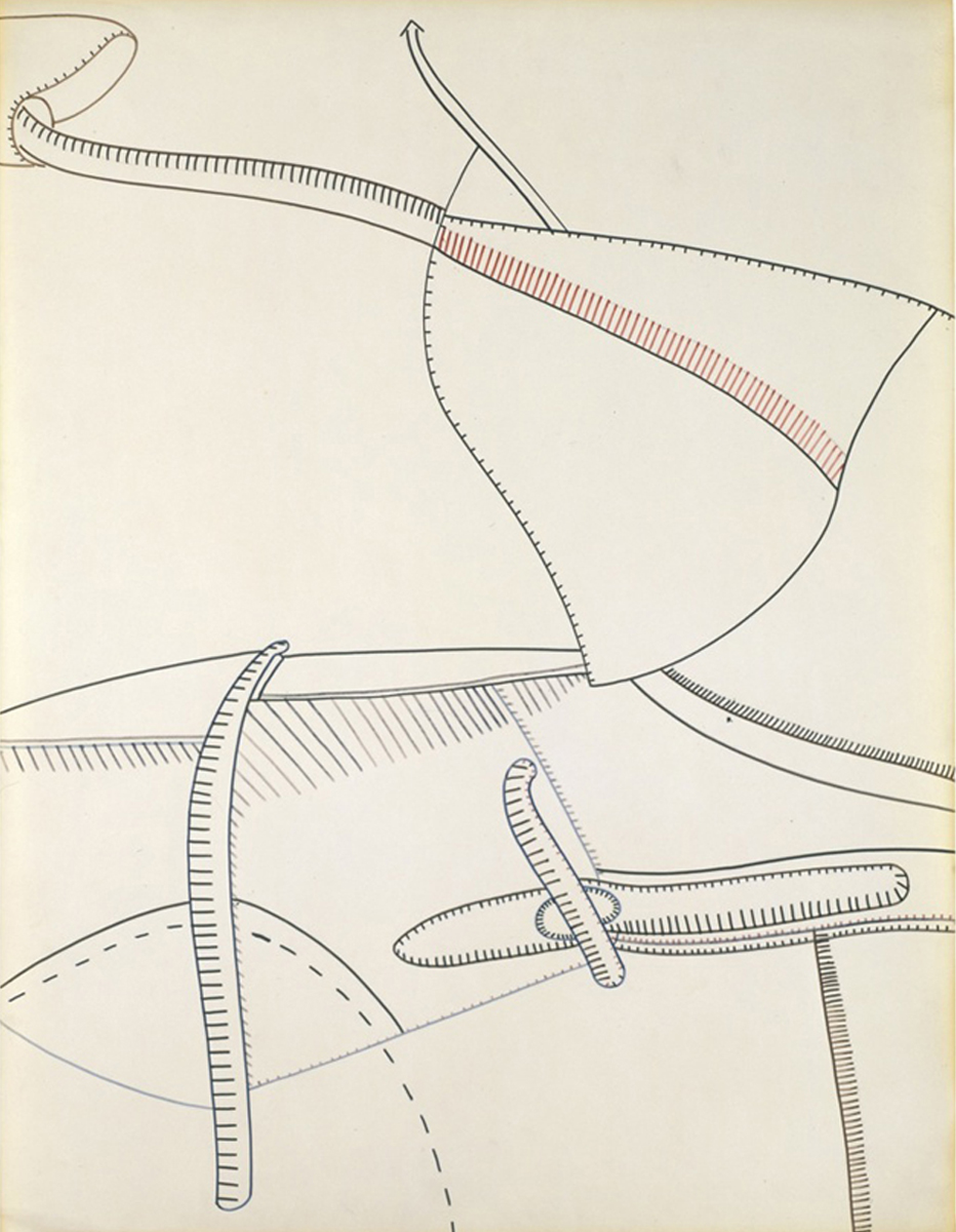 932x1200 Abstract Drawing Reception, Noise Posted 22415
