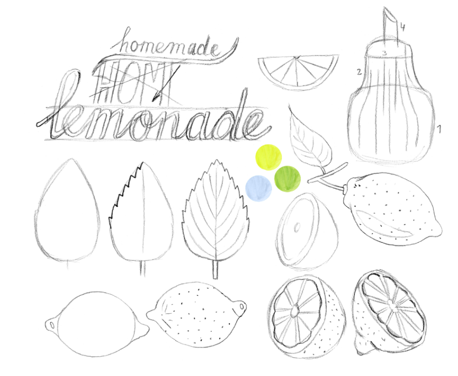 926x760 How To Draw Your Own Recipe
