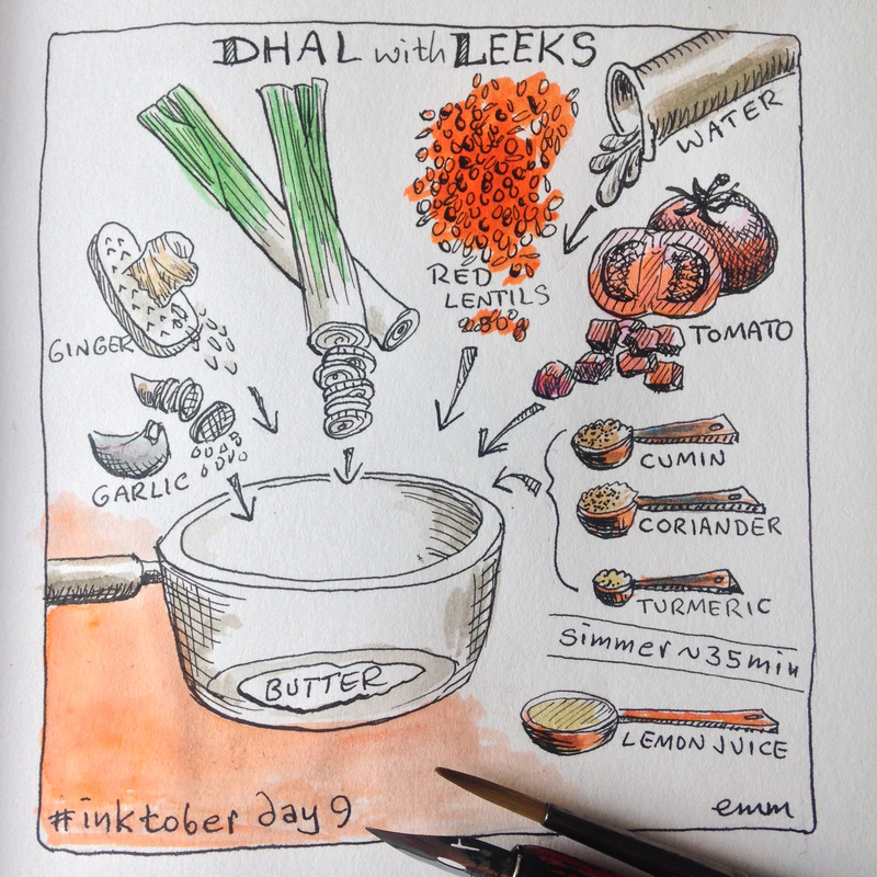 800x800 A Graphic Recipe Drawing Every Day