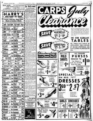 306x400 Mt. Vernon Register News From Mt Vernon, Illinois On July 24, 1952