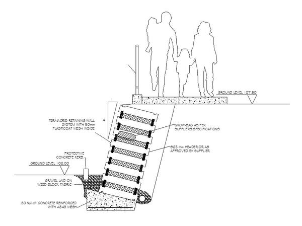 600x449 Slope Details Cad Design Free Cad Blocks,drawings,details