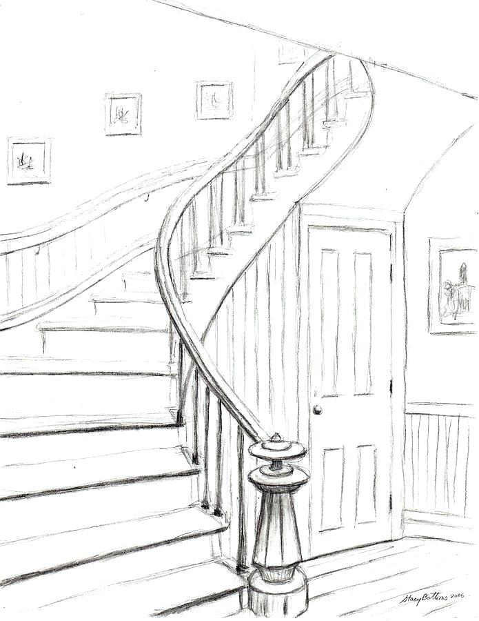 695x900 Spiral Staircase Detail Drawing Stairs Brown Untitled 3