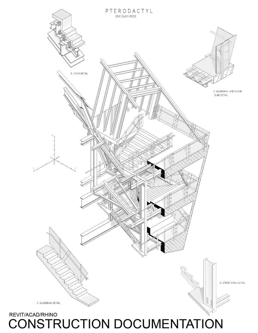 1000x1294 Architectural Research Amp Documentation Lawrence Vaughan Griffin
