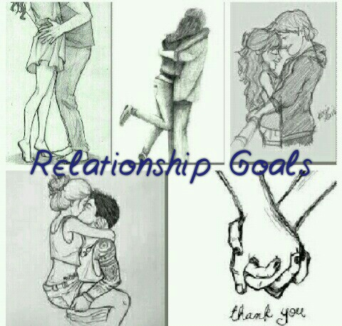 480x457 Relationship Goals Drawing Uploaded By Alanis