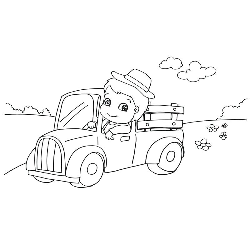 800x800 Rc Car Coloring Pages Clementineo.win