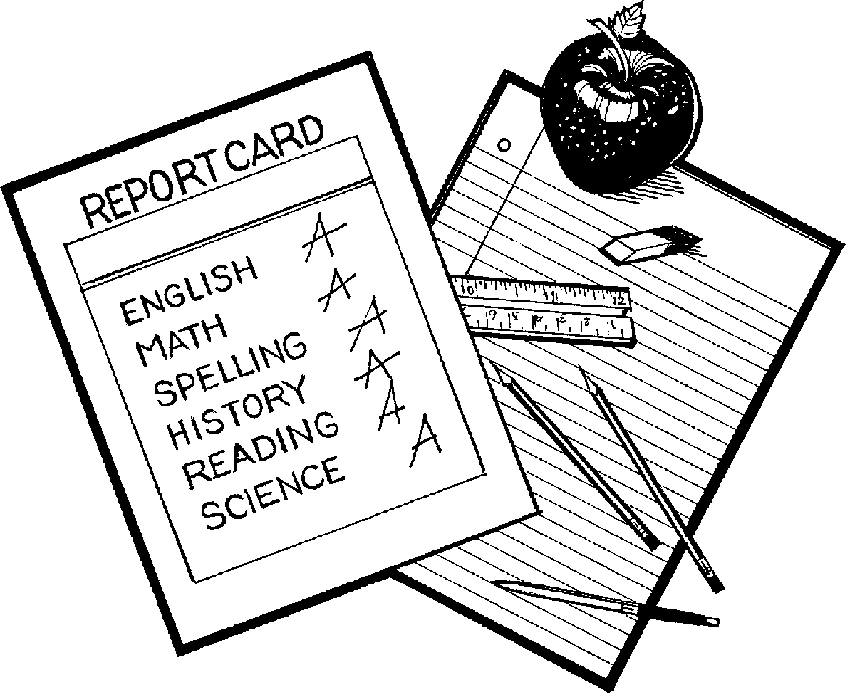 846x693 Report Cards