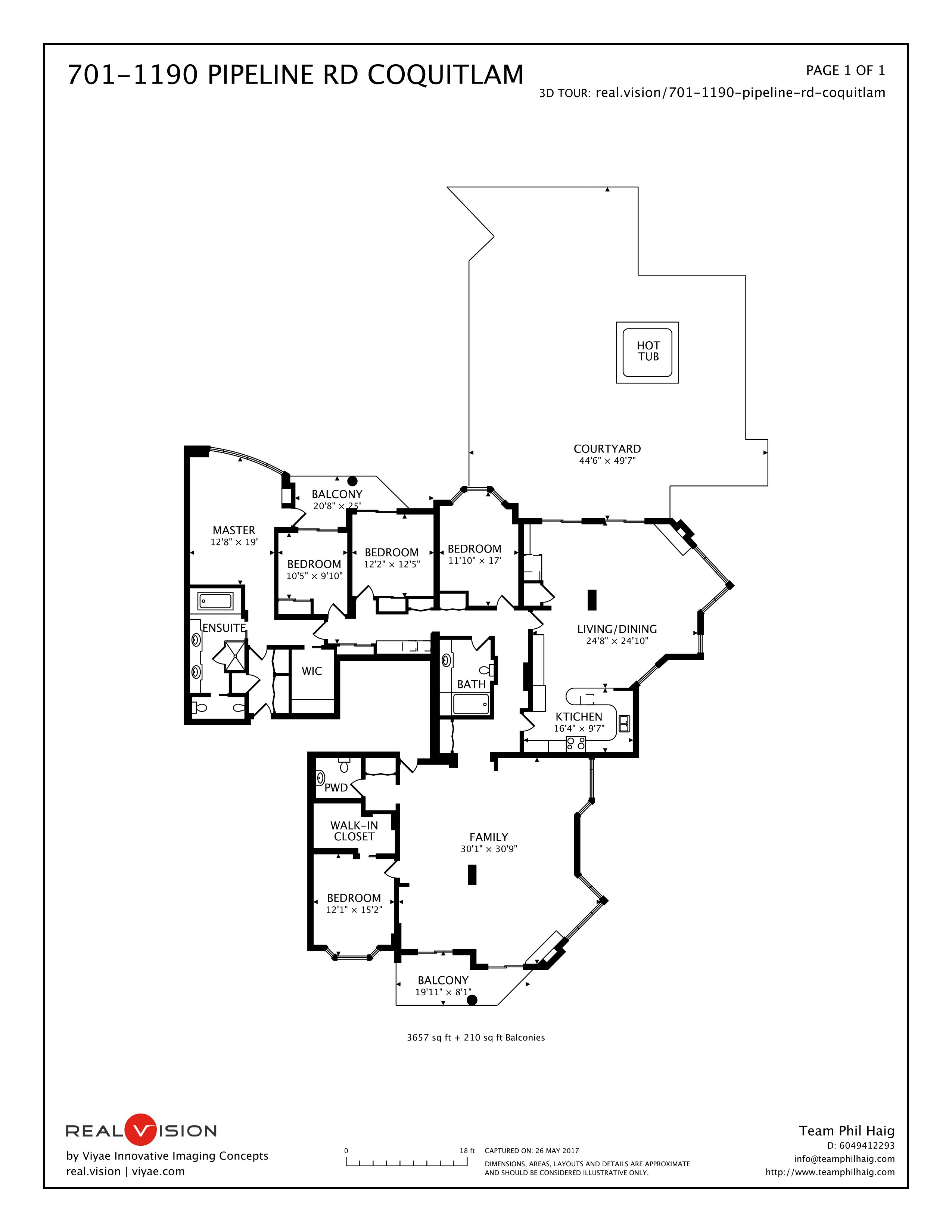 2550x3300 Plumbing Riser Diagram Example