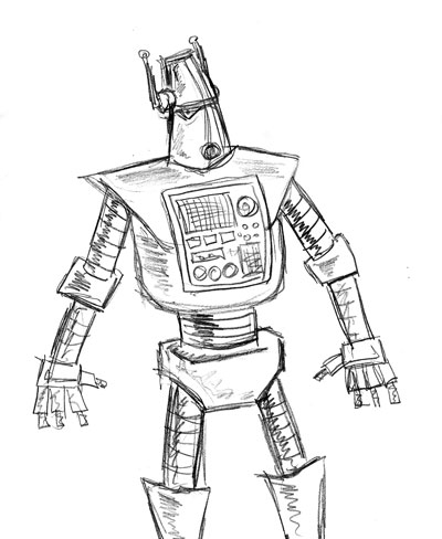 Robotic Human Arm Drawing At Getdrawings Com Free For Personal Use