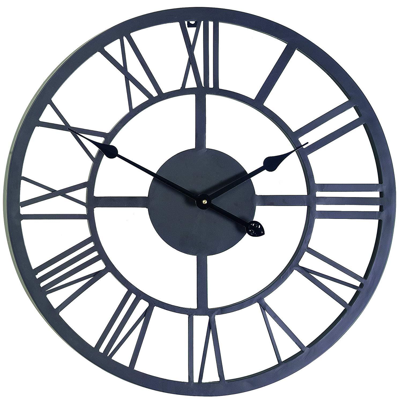 Roman Numeral Clock Drawing At Getdrawingscom Free For Personal - 3-roman-numerals-clocks