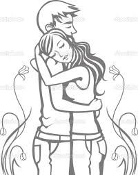 200x252 Image Result For Romantic Couple Drawing Sketch To Prove