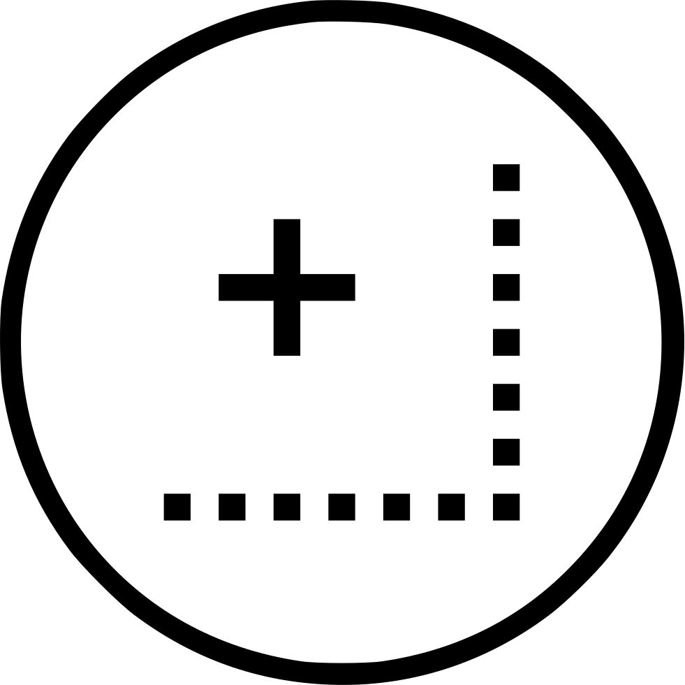 981x980 Grid Add Object Snapping Rotation Rotate Center Bound Svg Png Icon