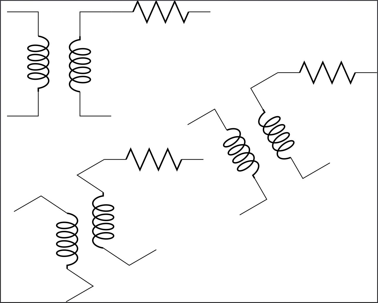1289x1033 Circuitikz Rotate Transformer