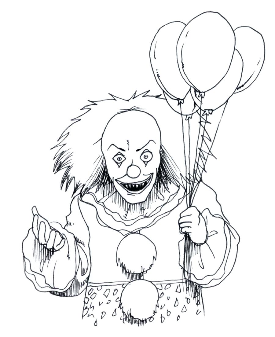 Sad Clown Drawing at GetDrawings com | Free for personal use