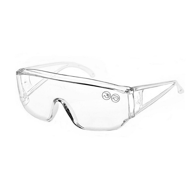 640x640 Protective Glasses, Goggles, Full Chip Protection Against Uv