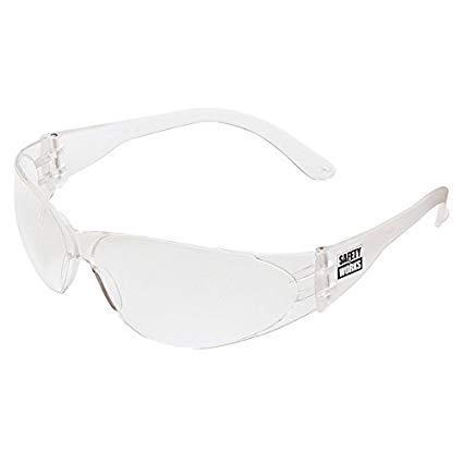 425x425 Safety Works 10006315 Close Fitting Safety Glasses