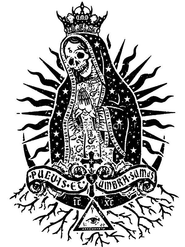 600x800 La Santa Muerte By Thebeksor Santa Muerte Santa