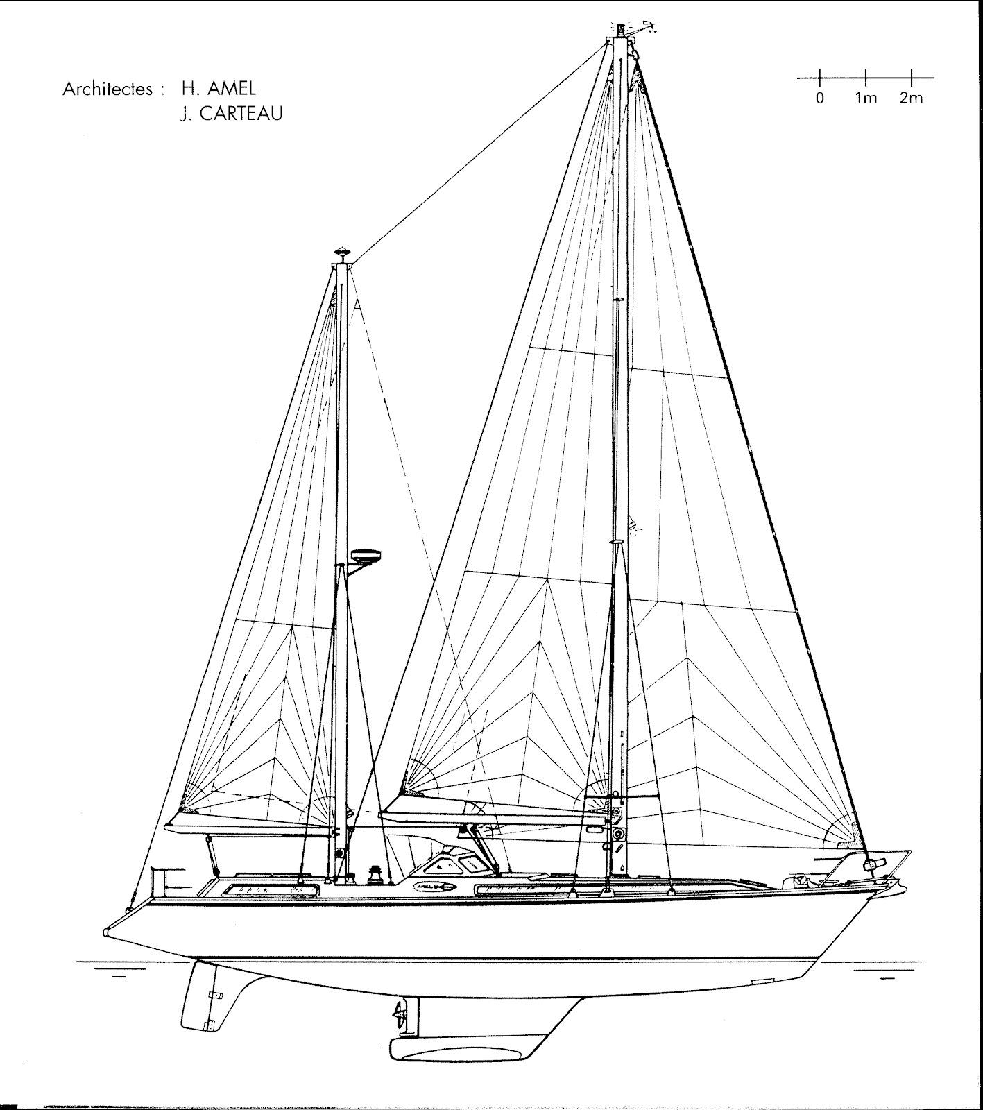 1417x1600 Sailing Around The World, Sailing Aquarius Our Boat