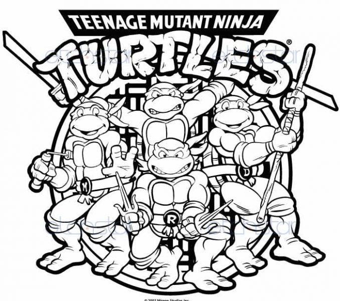 678x600 Teenage Mutant Ninja Turtles Drawings Pix For Teenage Mutant Ninja
