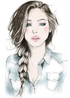Self Portrait Drawing at GetDrawings com | Free for personal