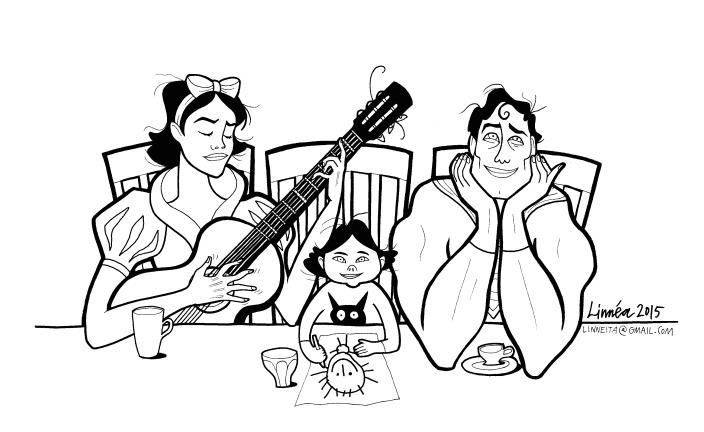 Sensitive Drawing
